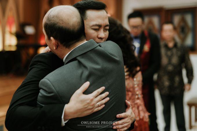 Adrian & Irene The Wedding by InterContinental Bandung Dago Pakar - 019