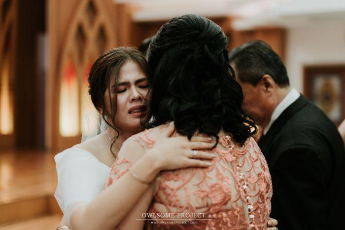 Adrian & Irene The Wedding by InterContinental Bandung Dago Pakar - 020