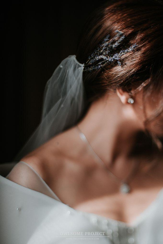 Adrian & Irene The Wedding by InterContinental Bandung Dago Pakar - 003