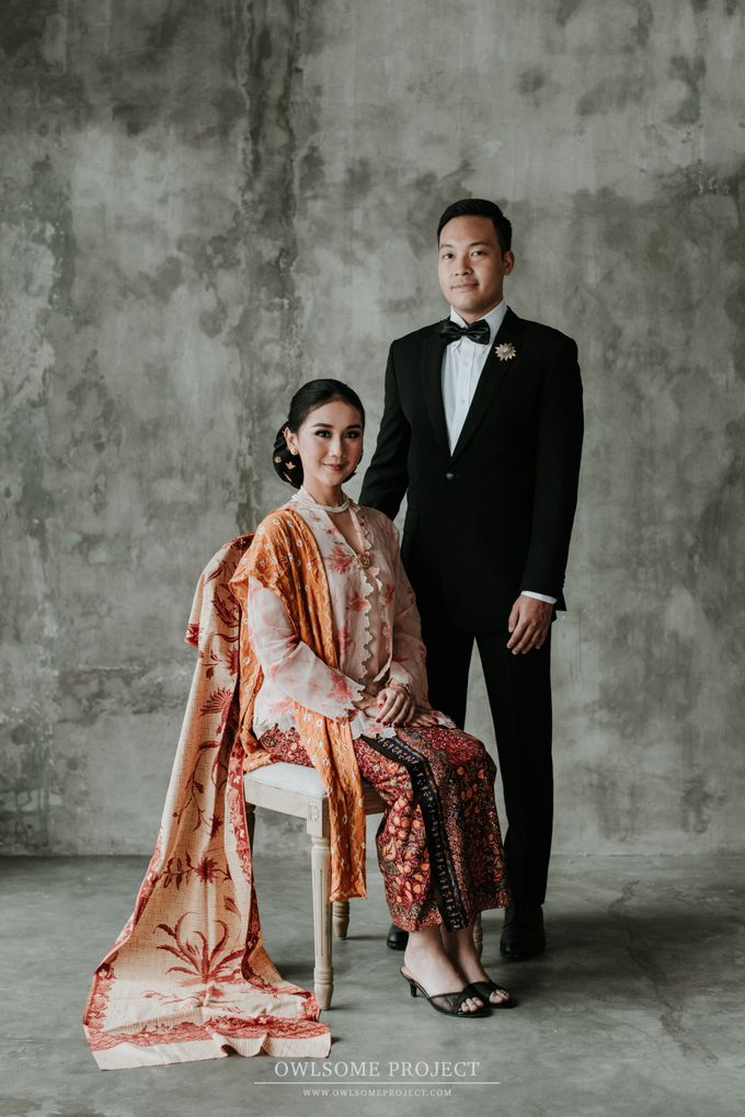 Avina & Alex Pre-Wedding Session by SVARNA by IKAT Indonesia Didiet Maulana - 004