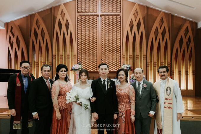 Adrian & Irene The Wedding by InterContinental Bandung Dago Pakar - 022