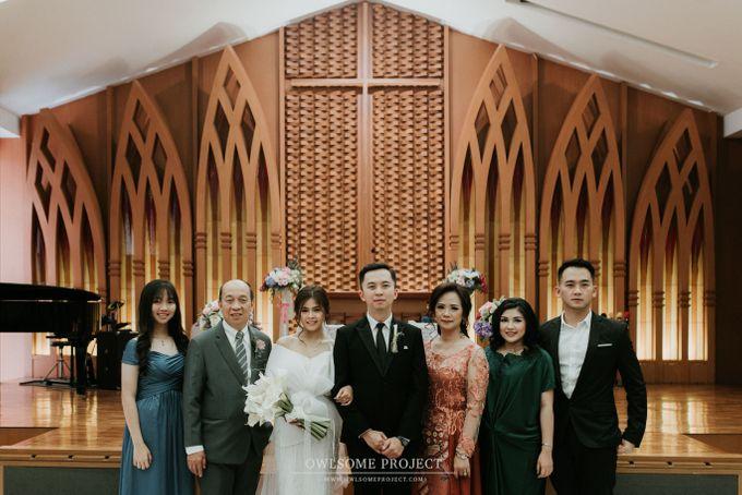 Adrian & Irene The Wedding by InterContinental Bandung Dago Pakar - 023