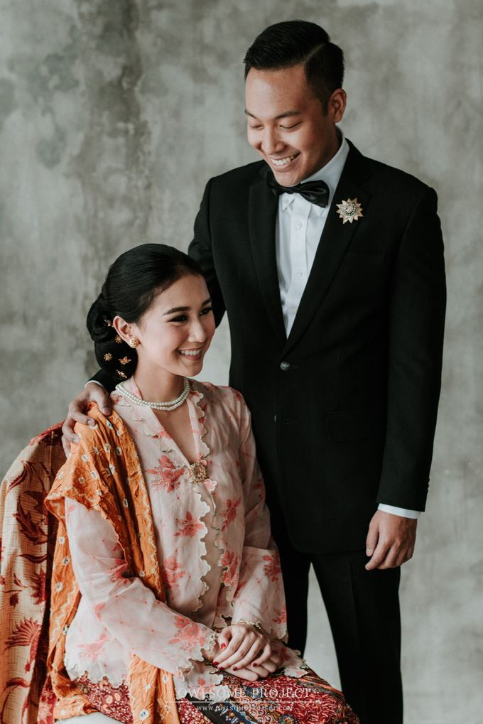 Avina & Alex Pre-Wedding Session by SVARNA by IKAT Indonesia Didiet Maulana - 005