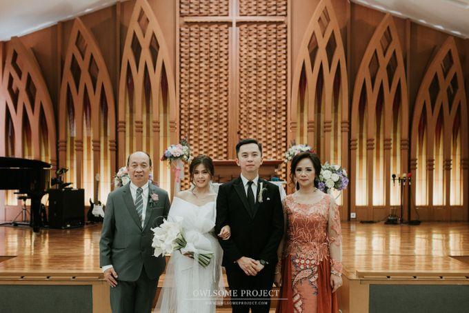 Adrian & Irene The Wedding by InterContinental Bandung Dago Pakar - 024