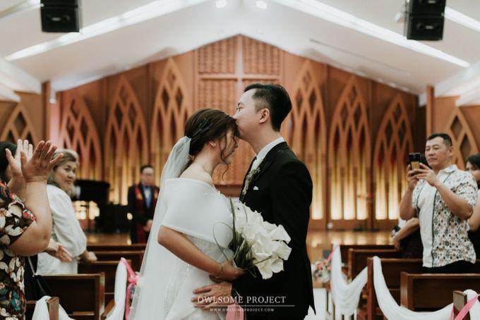 Adrian & Irene The Wedding by InterContinental Bandung Dago Pakar - 025