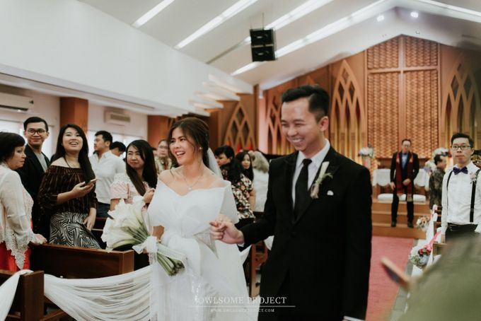 Adrian & Irene The Wedding by InterContinental Bandung Dago Pakar - 026