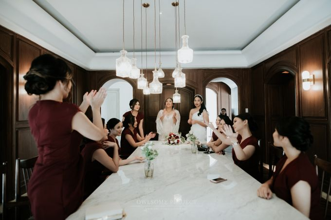 The Wedding Teresa & Vatrick by Gedong Putih - 008