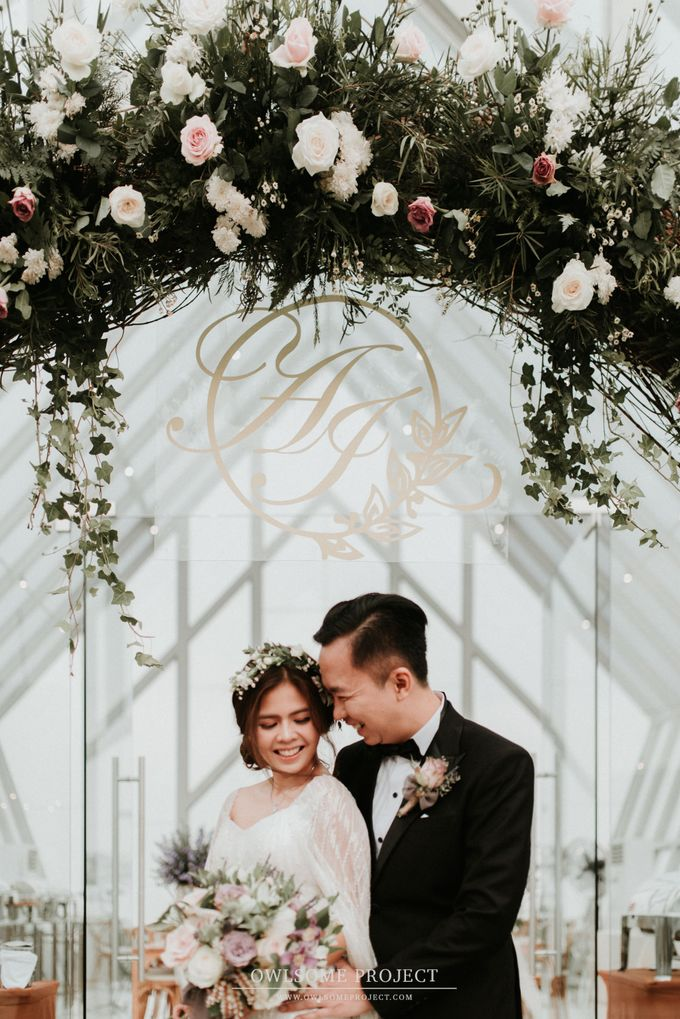 Adrian & Irene The Wedding by InterContinental Bandung Dago Pakar - 028