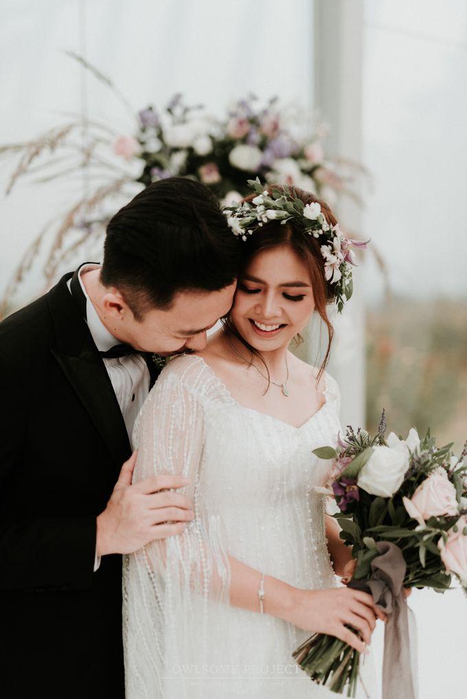 Adrian & Irene The Wedding by InterContinental Bandung Dago Pakar - 029