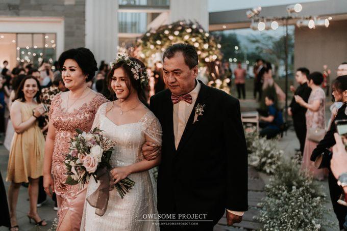 Adrian & Irene The Wedding by InterContinental Bandung Dago Pakar - 030
