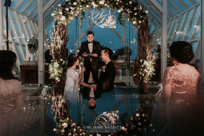 Adrian & Irene The Wedding by InterContinental Bandung Dago Pakar - 031