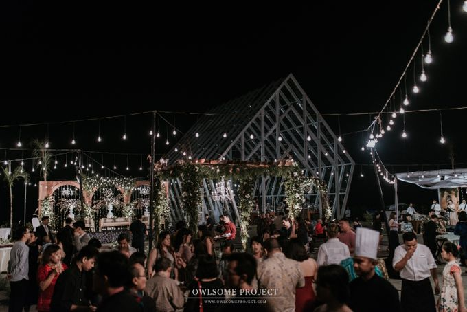 Adrian & Irene The Wedding by InterContinental Bandung Dago Pakar - 032