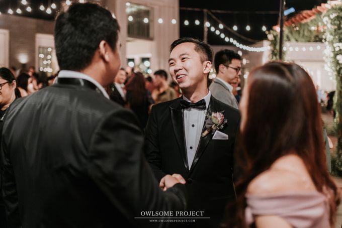 Adrian & Irene The Wedding by InterContinental Bandung Dago Pakar - 034