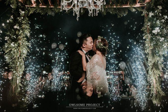 Adrian & Irene The Wedding by InterContinental Bandung Dago Pakar - 035