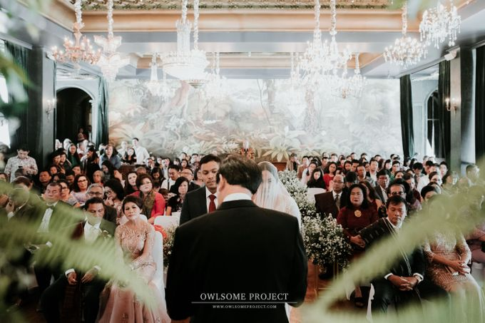 The Wedding Teresa & Vatrick by Gedong Putih - 014