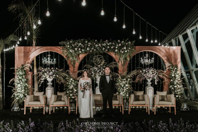Adrian & Irene The Wedding by InterContinental Bandung Dago Pakar - 036