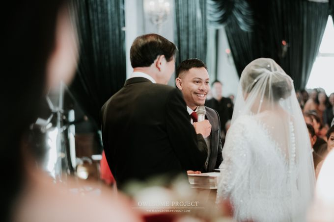 The Wedding Teresa & Vatrick by Gedong Putih - 011