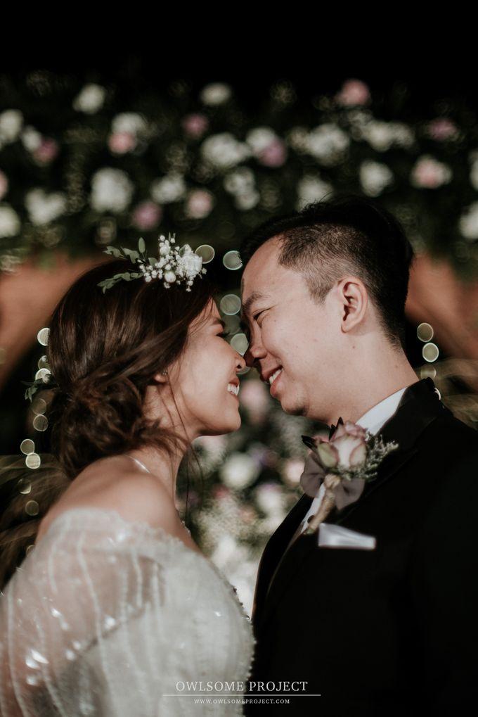 Adrian & Irene The Wedding by InterContinental Bandung Dago Pakar - 037