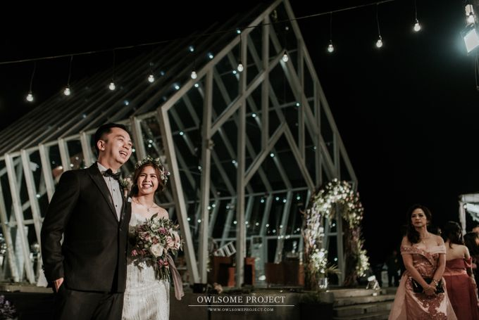 Adrian & Irene The Wedding by InterContinental Bandung Dago Pakar - 038