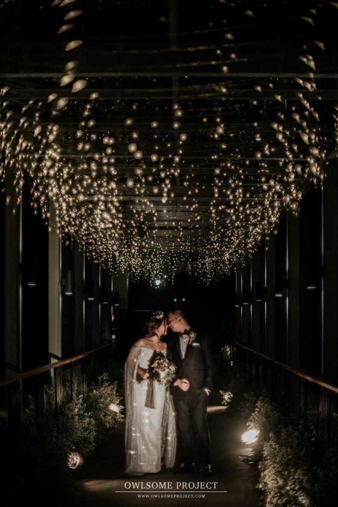 Adrian & Irene The Wedding by InterContinental Bandung Dago Pakar - 039