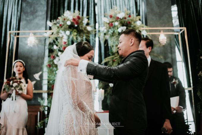 The Wedding Teresa & Vatrick by Gedong Putih - 024