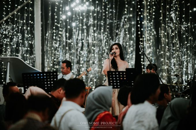 Ritchie & Syahnaz Wedding by Pine Hill Cibodas - 004