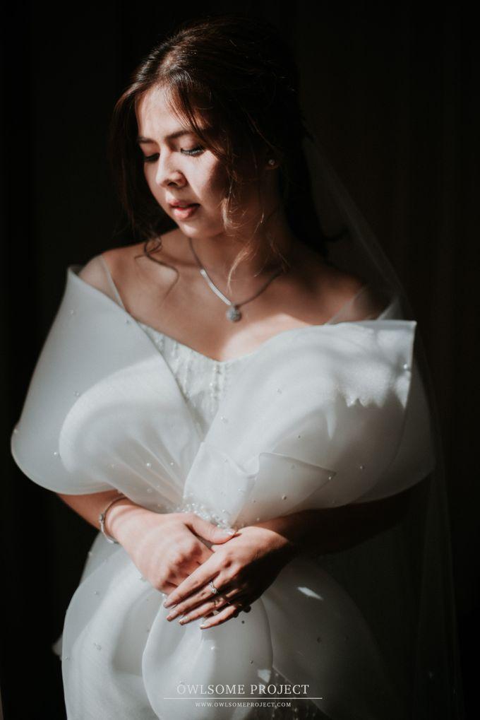 Adrian & Irene The Wedding by InterContinental Bandung Dago Pakar - 005