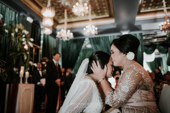 The Wedding Teresa & Vatrick by Gedong Putih - 028