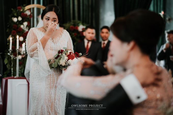 The Wedding Teresa & Vatrick by Gedong Putih - 021