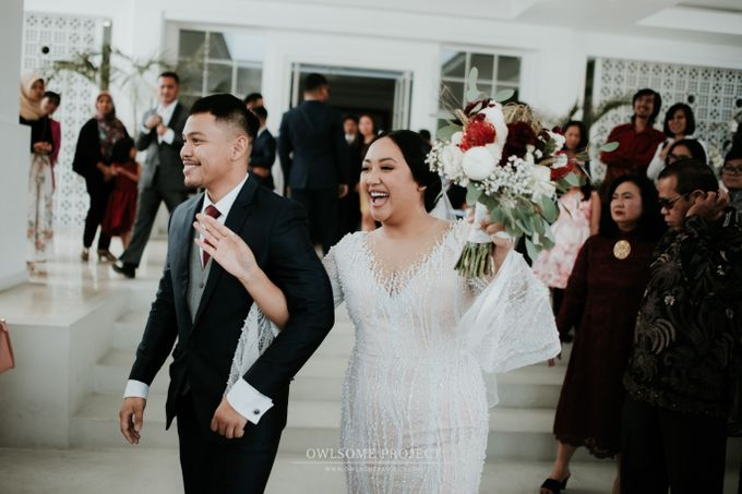 The Wedding Teresa & Vatrick by Gedong Putih - 012