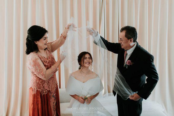 Adrian & Irene The Wedding by InterContinental Bandung Dago Pakar - 006