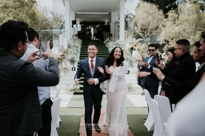 The Wedding Teresa & Vatrick by Gedong Putih - 007