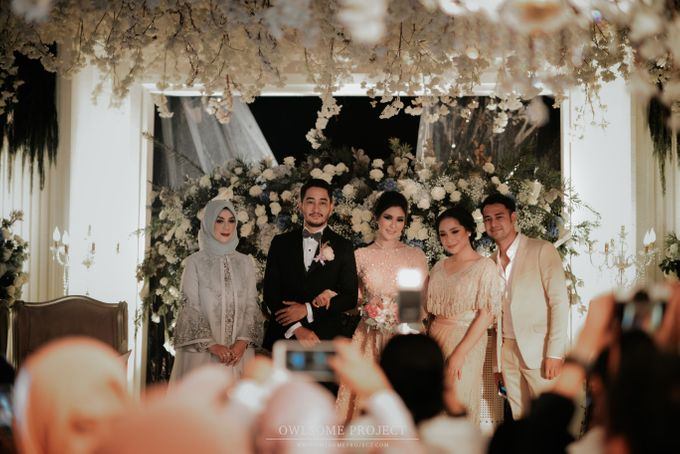Ritchie & Syahnaz Wedding by Pine Hill Cibodas - 006