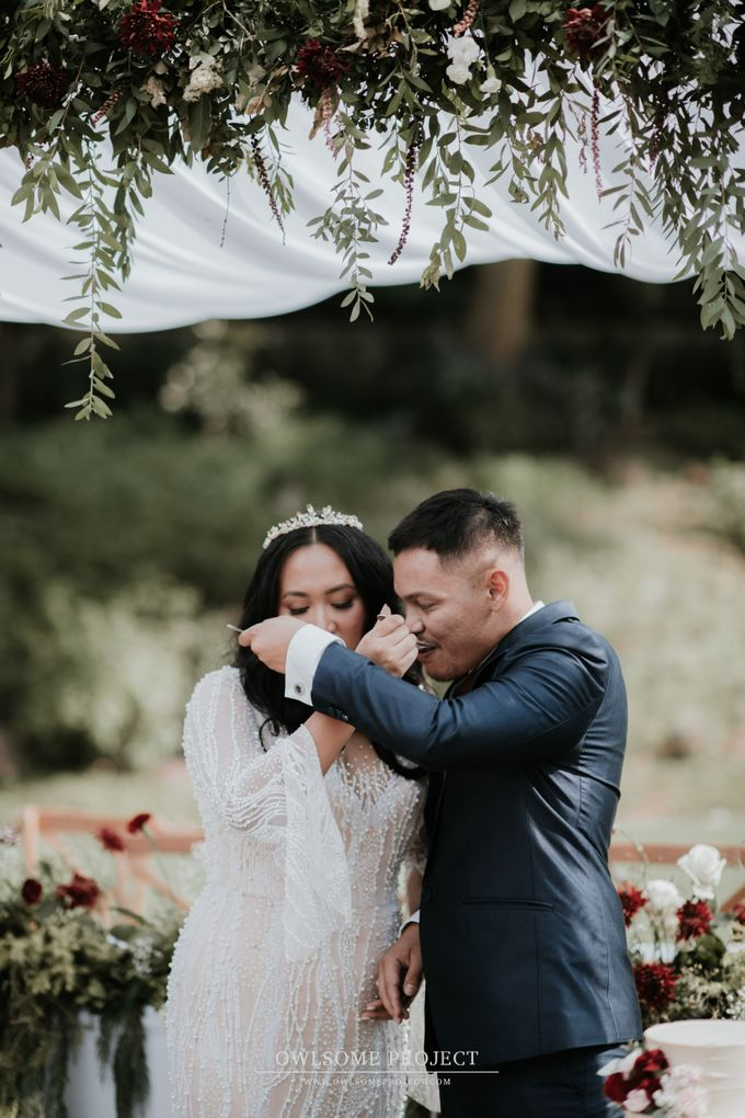 The Wedding Teresa & Vatrick by Gedong Putih - 005