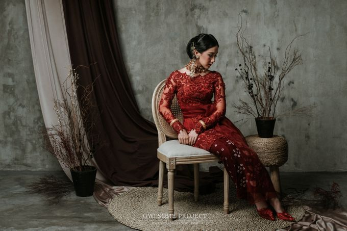Avina & Alex Pre-Wedding Session by SVARNA by IKAT Indonesia Didiet Maulana - 014