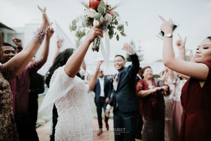 The Wedding Teresa & Vatrick by Gedong Putih - 009