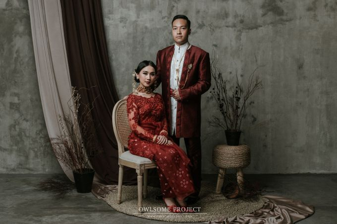 Avina & Alex Pre-Wedding Session by SVARNA by IKAT Indonesia Didiet Maulana - 018