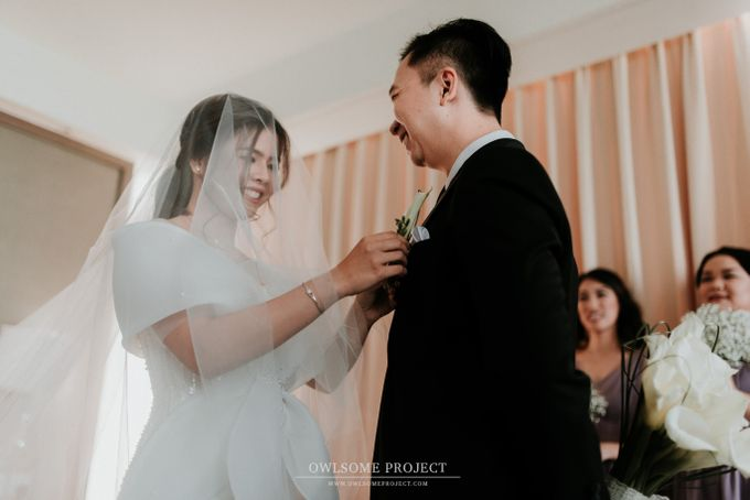 Adrian & Irene The Wedding by InterContinental Bandung Dago Pakar - 009