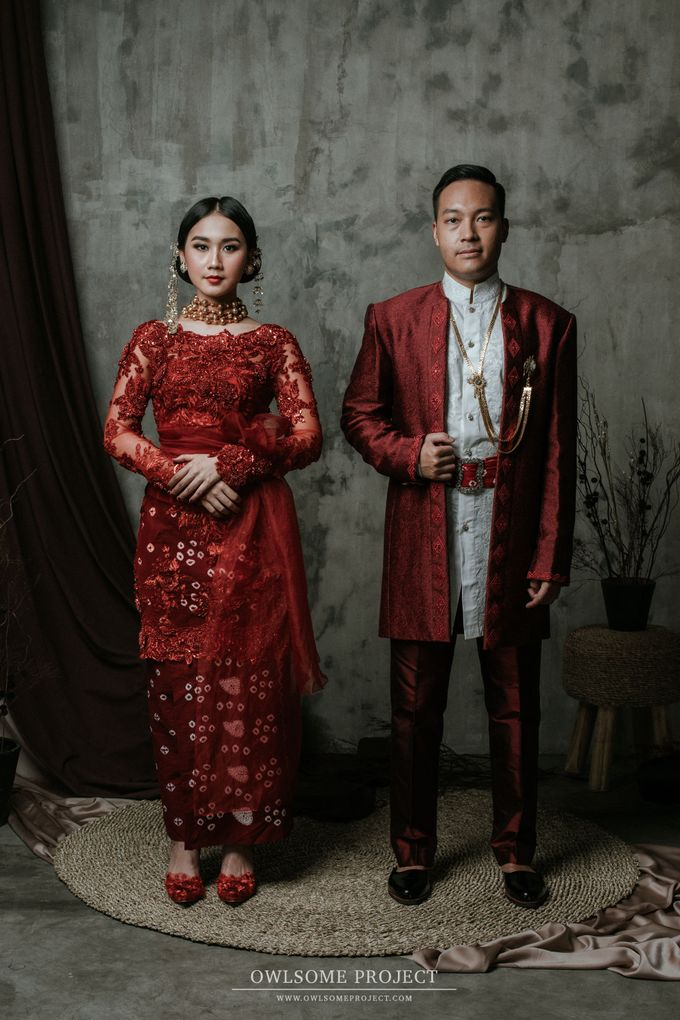 Avina & Alex Pre-Wedding Session by SVARNA by IKAT Indonesia Didiet Maulana - 019