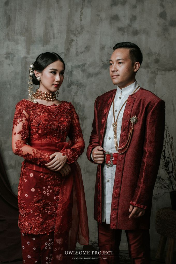 Avina & Alex Pre-Wedding Session by SVARNA by IKAT Indonesia Didiet Maulana - 015