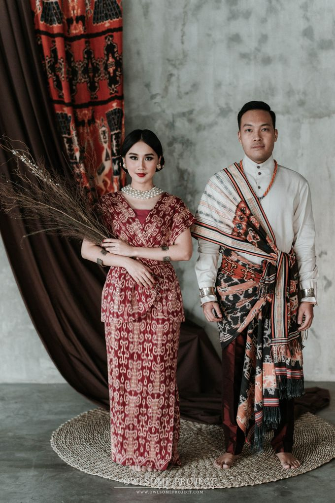 Avina & Alex Pre-Wedding Session by SVARNA by IKAT Indonesia Didiet Maulana - 020