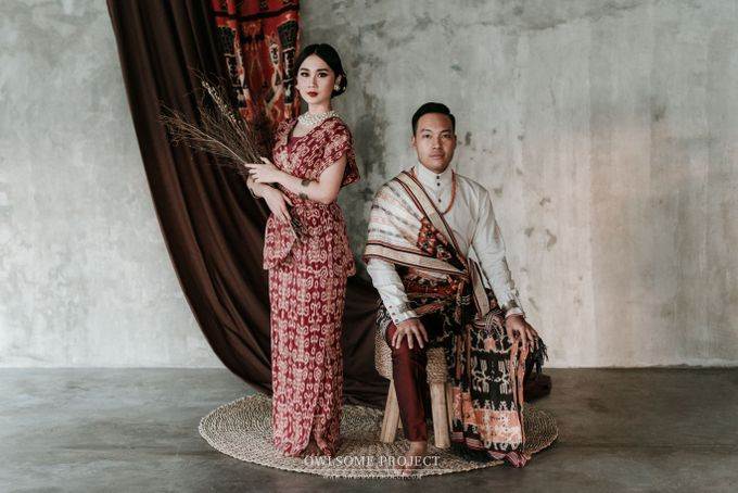 Avina & Alex Pre-Wedding Session by SVARNA by IKAT Indonesia Didiet Maulana - 021