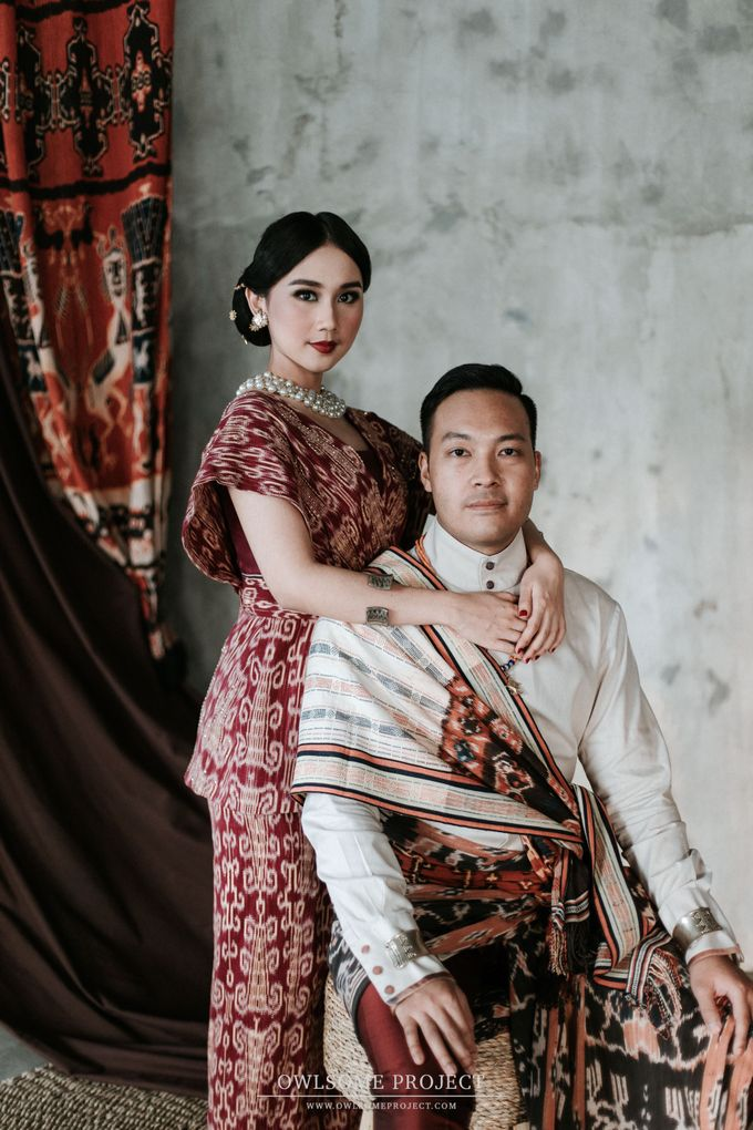 Avina & Alex Pre-Wedding Session by SVARNA by IKAT Indonesia Didiet Maulana - 022