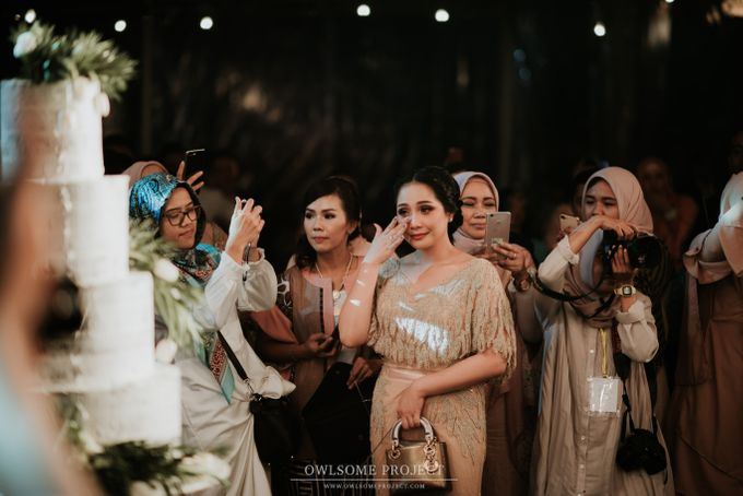 Ritchie & Syahnaz Wedding by Pine Hill Cibodas - 009