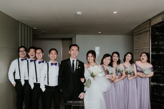 Adrian & Irene The Wedding by InterContinental Bandung Dago Pakar - 010