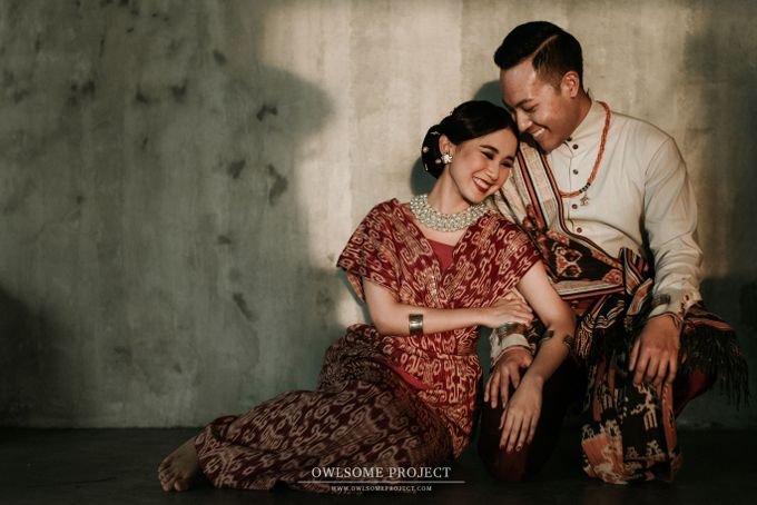 Avina & Alex Pre-Wedding Session by SVARNA by IKAT Indonesia Didiet Maulana - 023