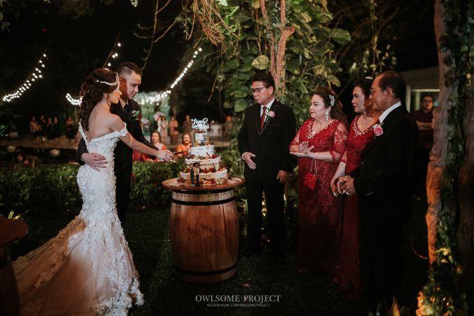 PATRICK & STEPHANY by Raffles Hills Cibubur - On Green Garden Venue - 005
