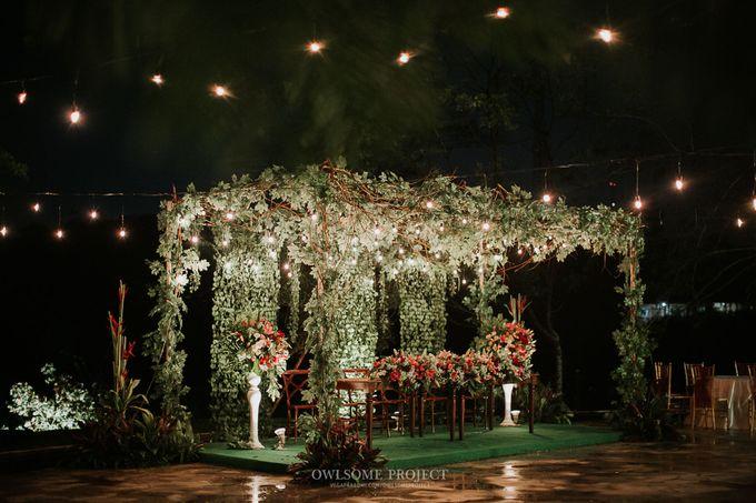 PATRICK & STEPHANY by Raffles Hills Cibubur - On Green Garden Venue - 001