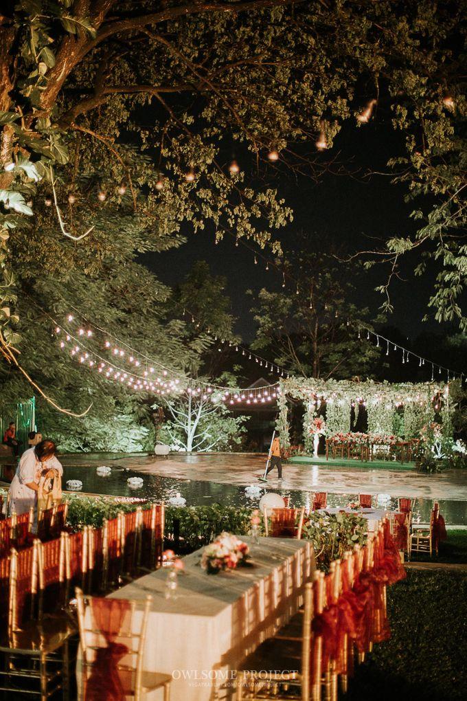 PATRICK & STEPHANY by Raffles Hills Cibubur - On Green Garden Venue - 003