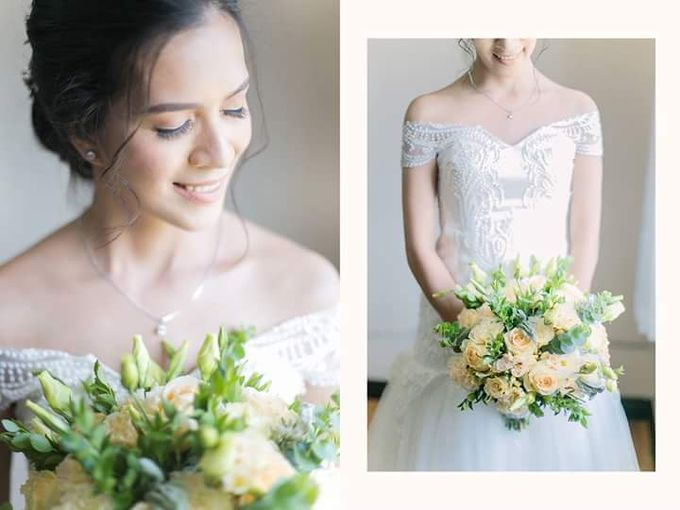 Kairra and Pao Wedding by Diana May Makeup Artistry - 006